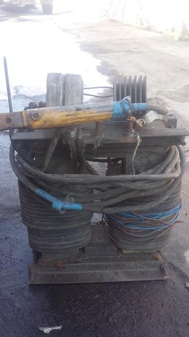 Сварочный апорат - Кыргызстан: Сварочный аппарат.однофазный