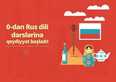 Xırdalan şəhərində Rus danisiq dili.3ay erzinde.Elave bazar gunleri pulsuz danisiq dersle