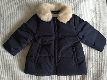 Детская куртка zara на 12 месяцев!!! в Бишкек