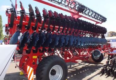 Диски на трактор мтз - Азербайджан: Короткие дисковые бороны-лущильники « ДУКАТ» — это полная линейка