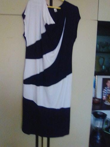 Haljina za punije dame of pmuka,veoma prijatna za nosenje 42-44br - Kragujevac