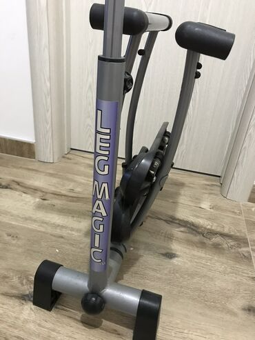 Leg Magic original, za tezinu vezbaca do 110kg, za brzo mrsavljenje na