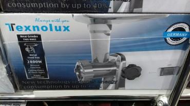 Xırdalan şəhərində Texnalux et masini cadirma pulsuz