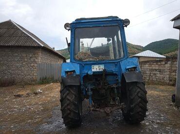 traktor-mtz82 - Azərbaycan: Salam traktor satilir 80markali arxasinda da ot biçen birde taxil
