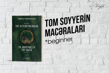 cd kart - Azərbaycan: Tom Soyyerin Macəraları (İngiliscə-Azərbaycanca)Məhsul kodu: Kredit