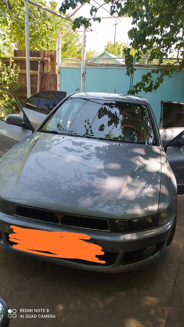 Транспорт - Кочкор-Ата: Mitsubishi Galant 2.5 л. 2001 | 233338 км
