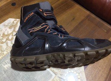 Geox cizme za decaka u super stanju. br. 35 ali mogu i 36 komotne su