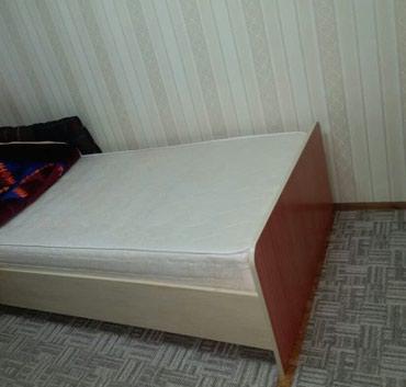 """Детская кровать """"Симба"""" вместе с матрацем - 6000 сом. Номер Ошки: в Бишкек"""