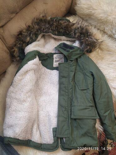 Куртка Zara рост 100 см