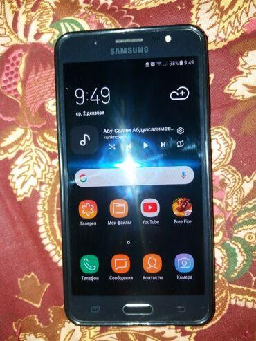 xiaomi redmi 3 pro 16gb в Кыргызстан: Б/у Samsung Galaxy J5 16 ГБ Черный