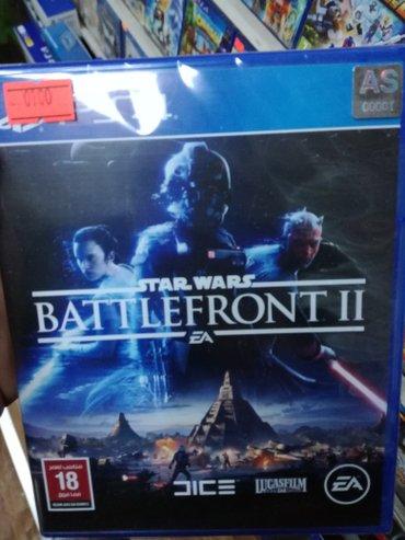 Bakı şəhərində Battlefront 2