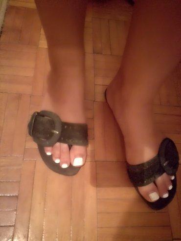 Papuce sa snalom, broj 36 - Pirot