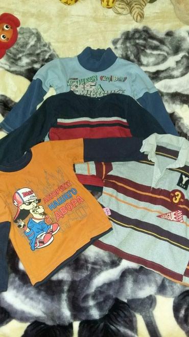 Пакет вещей на мальчика  4-х, 5-ти лет. в Токмак