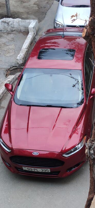 33 elan   NƏQLIYYAT: Ford Fusion 1.5 l. 2013   200 km