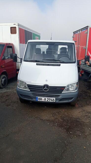 Mercedes-Benz 416 2.2 л. 2000 | 275 км