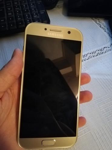 Μεταχειρισμένο Samsung Galaxy A5 2017 32 GB χρυσός