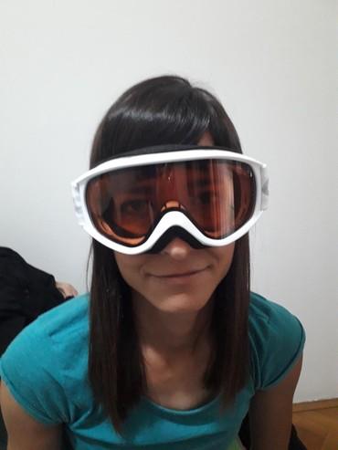 Oprema za skijanje - Srbija: Naocare za skijanje carrera nove