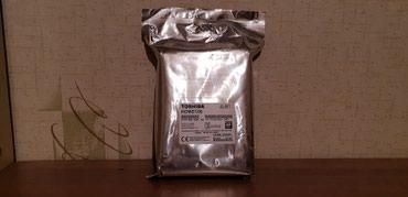 500gb toshiba sata3 hdwd105 (новый, в упаковке, не в Бишкек