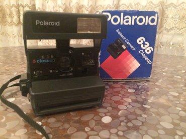 Sumqayıt şəhərində Polaroid 636