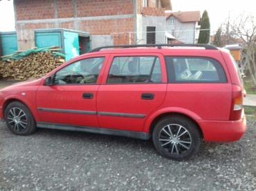 Opel Astra 2001 - Batajnica