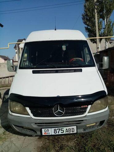 Mercedes-Benz - Модель: Sprinter - Кыргызстан: Mercedes-Benz Sprinter 2.2 л. 2003