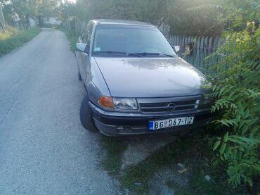 Vozila - Srbija: Opel Astra 1.4 l. 1992