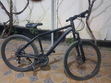 Горный велосипед тюнингованный Надо поменять колёса и переключатель ск