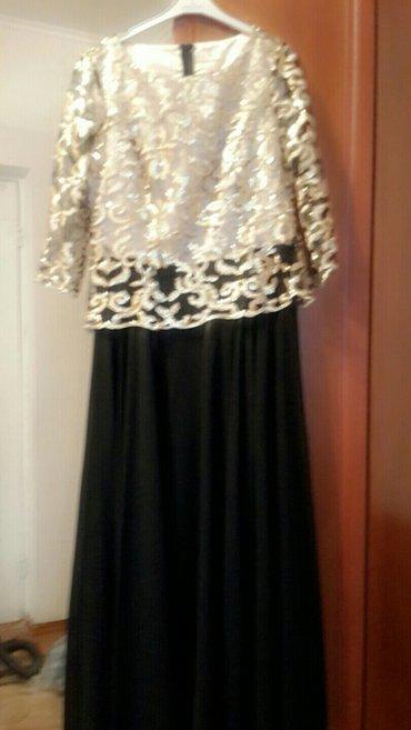 Продаю шикарное платье. Одевали один в Бишкек