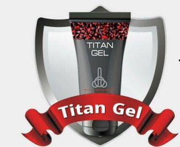 Титан  гель с  доставкой по городу Бишкек цена 799  сом в Бишкек
