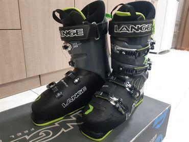 Спорт и хобби - Тынчтык: Лыжные ботинки. Продаём в связи с переездом. Будет адекватная скидка