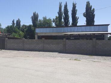 авто газ мастер бишкек в Кыргызстан: Продается база площадь 22 сотки здание 400 кв м, сзади сарай на 15 г