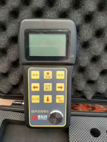 толщиномер в Кыргызстан: Толщиномер металла 1.2 - 225мм. Продаю толщиномер металла