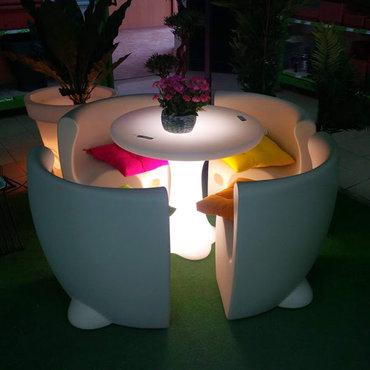 Все для дома и сада в Азербайджан: Садовая мебель с подсветкой. Производство Италия. Очень удобные