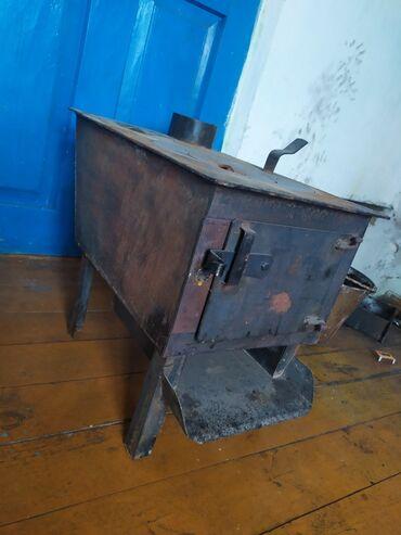 купить чемодан бу в Кыргызстан: Буржуйка печка