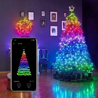 Twinkly 150 LED RGB smart lampice wi fi /bluetoothGARANCIJA 2