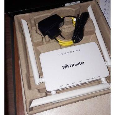 Usb модем ошка - Кыргызстан: Wi-Fi роутер 300Мб для 3G 4G USB модема ZBT WE1626 WR8305RT