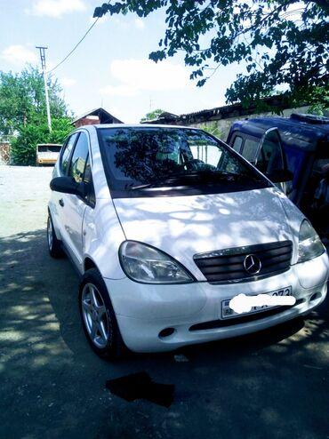 Avtomobillər - Gəncə: Mercedes-Benz A 140 1.4 l. 1998 | 2220 km