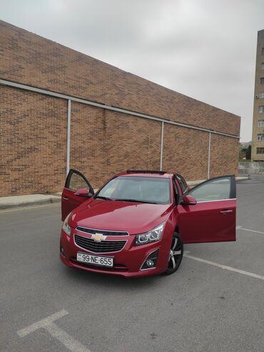 klyoş qadın ətəkləri - Azərbaycan: Chevrolet Cruze 1.8 l. 2014 | 53000 km