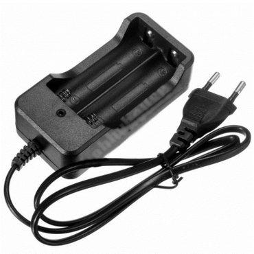 Lampa za nokte - Srbija: Punjac za ultrafire i slicne li-ion punjive baterije model 18650, koje