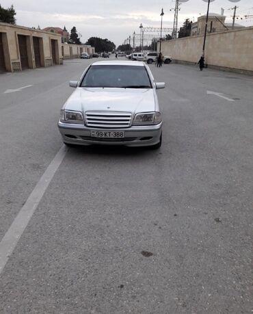 Mercedes-Benz Sumqayıtda: Mercedes-Benz C 200 2 l. 1999 | 270000 km