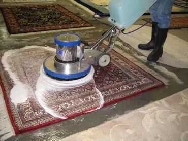 Стирка и химчистка ковров в бишкеке - профилактика здоровья  мы даем н