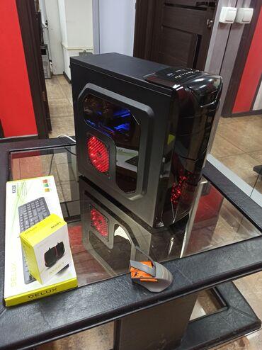 i7 4790 в Кыргызстан: Игровой компьютер i7-4770/rx570 4gb.Характеристики:Процессор