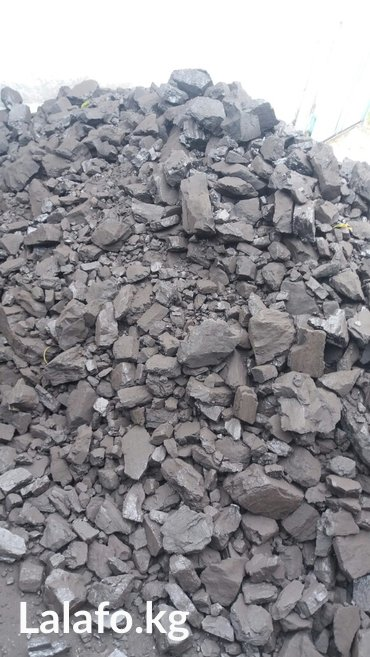 Уголь отборный с доставкой на дом по г в Бишкек