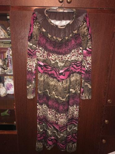 летнее платье 58 размера в Кыргызстан: Платье теплый трикотаж Размер: 56-58 Состояние отличное