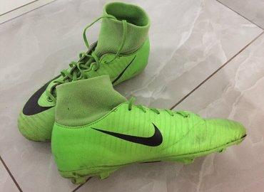 Kopačke | Srbija: Nike mercurial kopačke sa čarapicom u dobrom stanju br.36