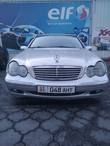 Mercedes-Benz C-Class 2 л. 2001 | 220000 км