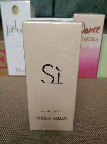 "Samsung b7620 giorgio armani - Azerbejdžan: ""Si Giorgio Armani"" 50 ml Original İdealdan alinib"