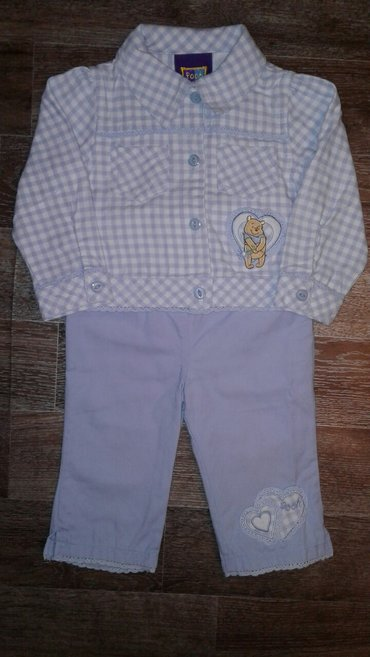 Продаю двойку  фирмы Disney  б/у. Размер на возраст от 12~18 месяцев.  в Бишкек