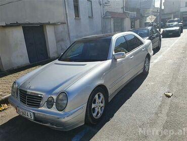 Mercedes-Benz E 270 2.7 l. 2002 | 211800 km