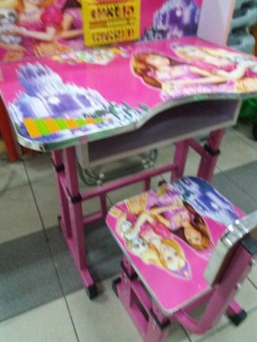 Dečji sto i stolica. Novo. 50e. 061/204-0634 - Nis